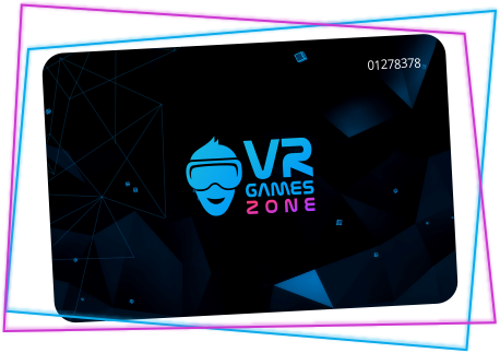 Gavekort for VR-spill hos VR Games Zone